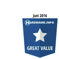 Great value juni 2016 Hardware.info