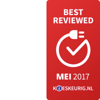 Best reviewed Kieskeurig mei 2017