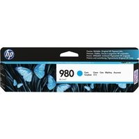 HP 980 (D8J07A) Inktcartridge Cyaan