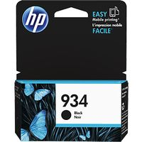 HP 934 (C2P19AE) Inktcartridge Zwart