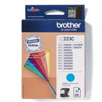 Brother LC-223C Inktcartridge Cyaan