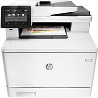 HP Color LaserJet Pro MFP M477fdw Laserprinter