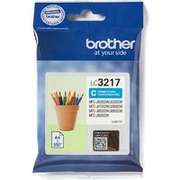 Brother LC-3217C Inktcartridge Cyaan
