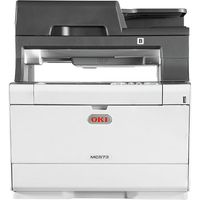 OKI MC573dn Laserprinter