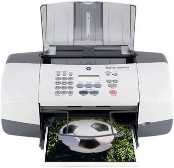 HP OfficeJet 4110 V