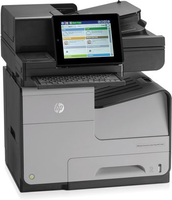 HP OfficeJet Enterprise Color Flow X585 Z
