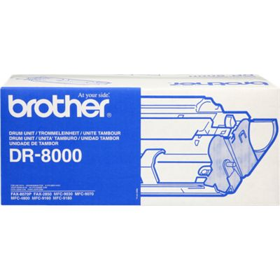 Brother DR-8000 Drum Zwart