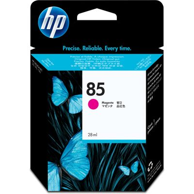 HP 85 (C9426A) Inktcartridge Magenta