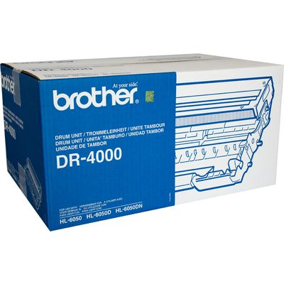 Brother DR-4000 Drum Zwart