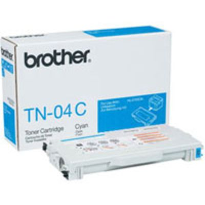 Brother TN-04C Toner Cyaan