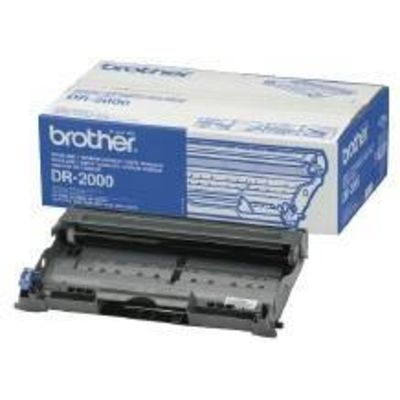Brother DR-2000 Drum Zwart