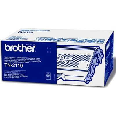 Brother TN-2110 Toner Zwart