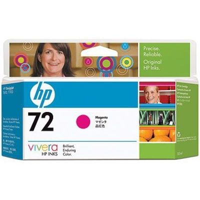 HP 72 (C9372A) Inktcartridge Magenta