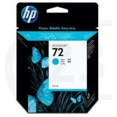 HP 72 (C9398A) Inktcartridge Cyaan
