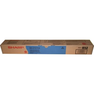 Sharp MX-27GTCA Toner Cyaan