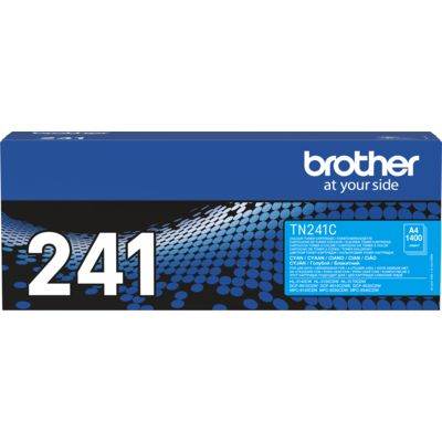 Brother TN-241C Toner Cyaan
