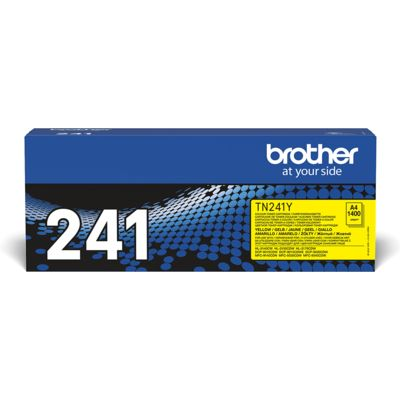 Brother TN-241Y Toner Geel