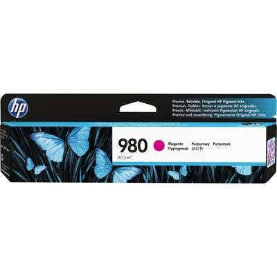 HP 980 (D8J08A) Inktcartridge Magenta