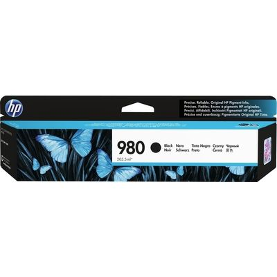 HP 980 (D8J10A) Inktcartridge Zwart