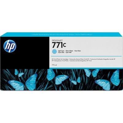 HP 771C (B6Y12A) Inktcartridge Cyaan