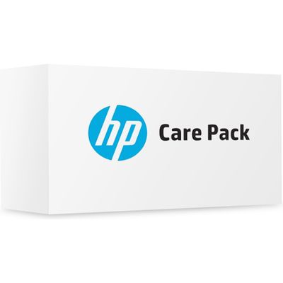 HP Care Pack 4 year hardware support (U8CR5E) Care Pack
