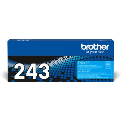 Brother TN-243C Toner Cyaan