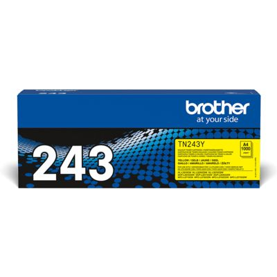 Brother TN-243Y Toner Geel